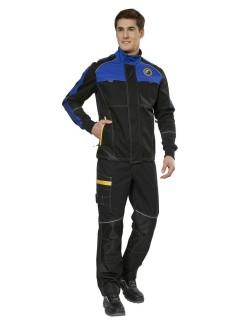 Куртка «Старт» (темно-синяя)
